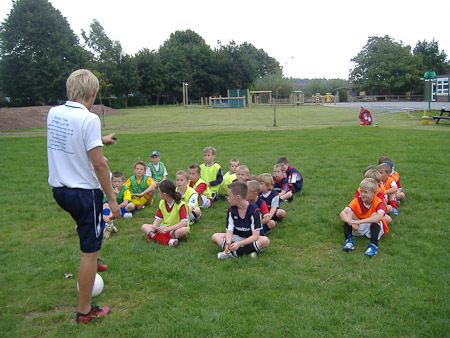 Football Birthday Parties Cheshire Derbyshire North Wales | Extra Time